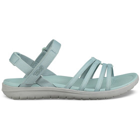 Teva Sanborn Cota Sandals Women Gray Mist